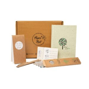 PaperNest Be kind to the trees Gift Set (Green)