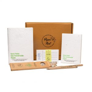 PaperNest Eco friendly stationery Gift Box