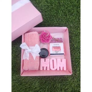 Pamper Hamper for MOM - Made with All Natural Toxic chemical free Handmade Soaps