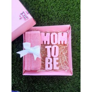 MOM TO BE - All Natural toxic chemical free soap hamper